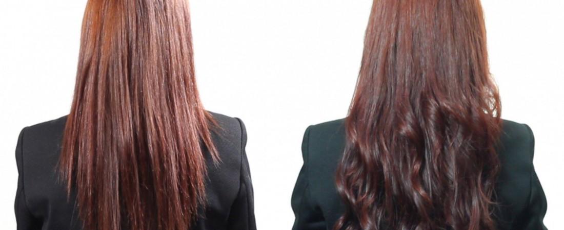 Die wundersame Wirkung von echtem Haar