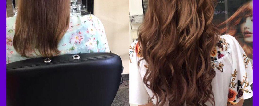 Haarverlängerung und Haarverdichtung in München