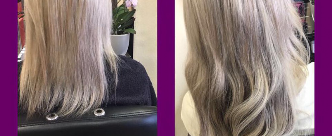 Perfektion für prachtvolle lange Haare