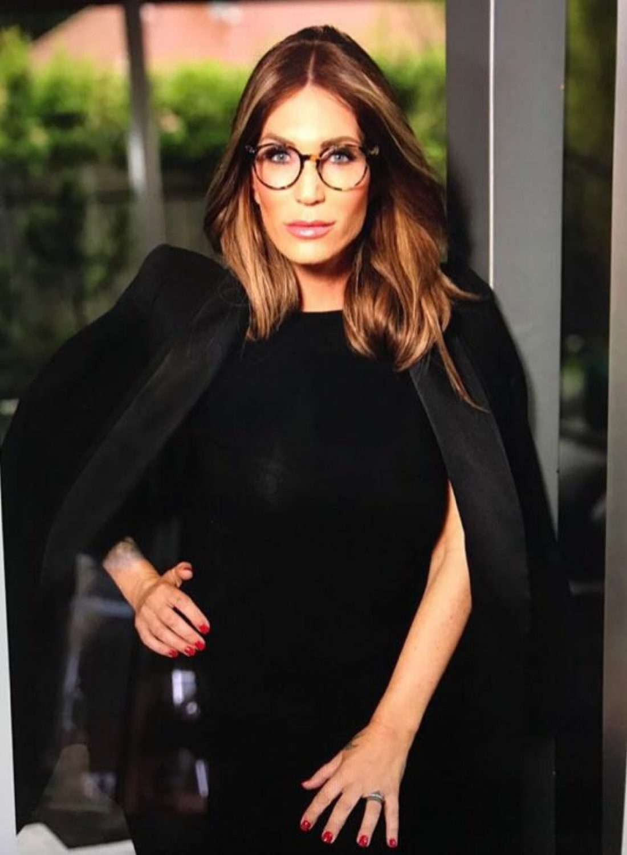 Alexandra Balaz begeistert das Fotomodell Sarah Kern