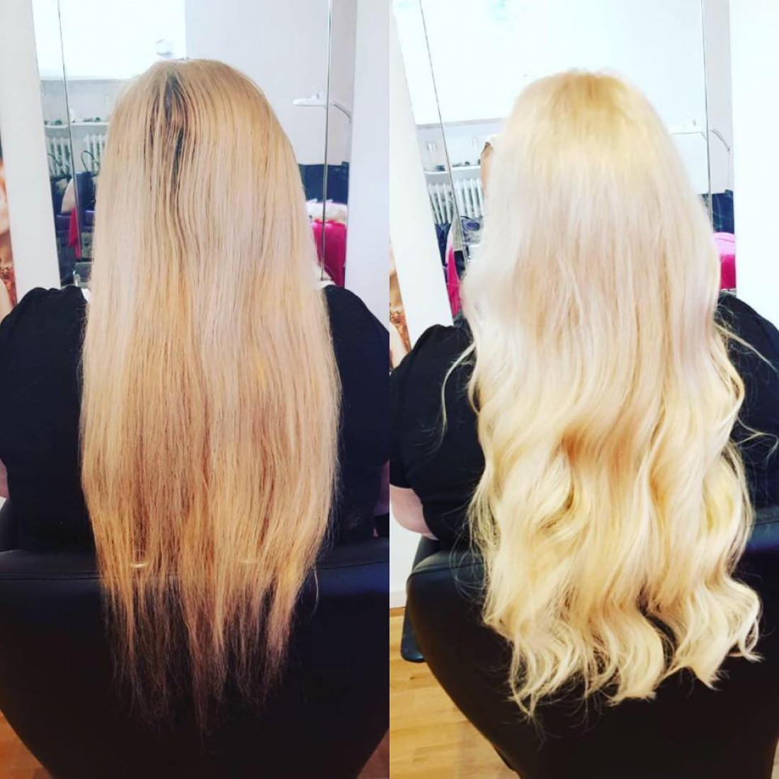 Für prachtvoll lange Haare in Perfektion